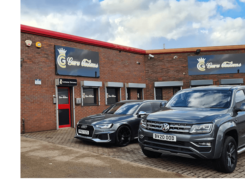 Tint Guru Auto Workshop Leeds