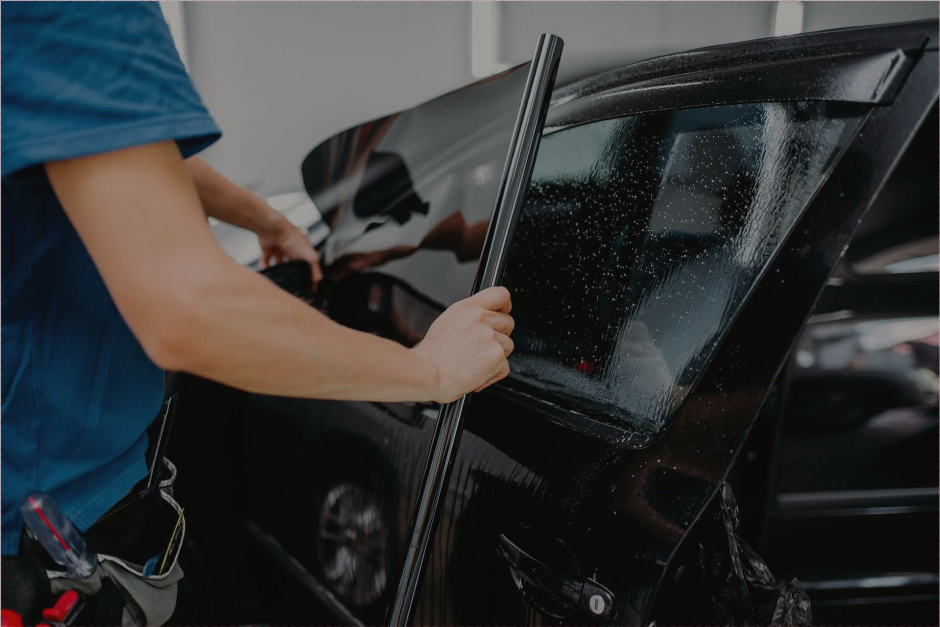 window tinting service in leeds